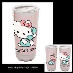 SANRIO Hello Kitty Hello What's Up Vacuum Tumbler
